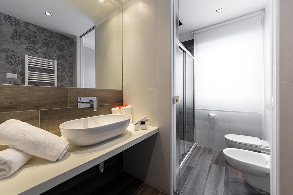Hotel Mediterraneo Suite Bagno