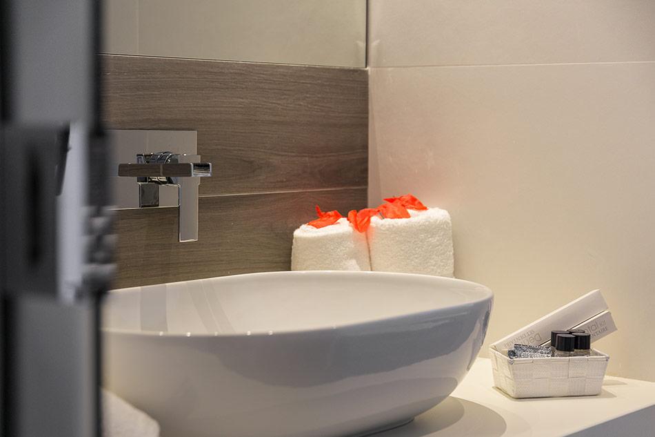 Hotel Mediterraneo Suite Linea Cortesia