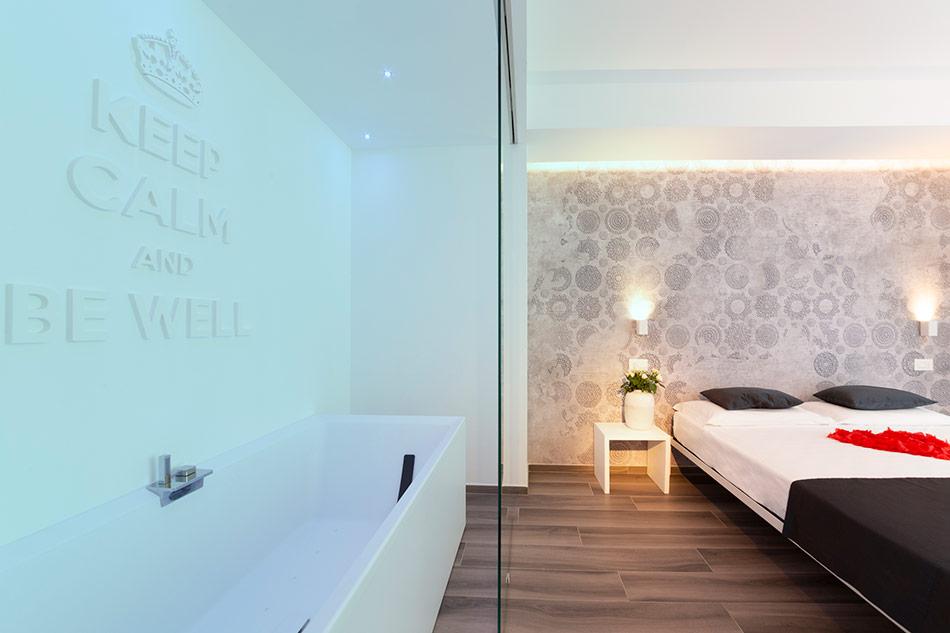 Hotel Mediterraneo Suite Vasca